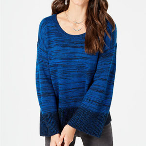 StyleCo Pet Colorblock Boxy Pullover Sea Captain